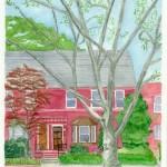 Gosman Avenue House, Sunnyside 2011 - Laura Heim