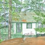 Plummerville Cabin 2007 - Laura Heim