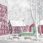 Sunnyside Snowscape 2013 - Laura Heim