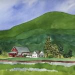 Vermont Barn 2005