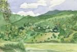 Vermont Hillside 2004 - Laura Heim