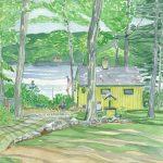 Yellow Camp, Maine 2010 - Laura Heim