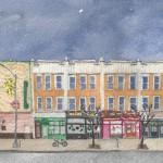 Queens Boulevard in Season 2012 - Laura Heim
