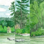 Raymond Pond Vertical 2011 - Laura Heim