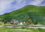 Vermont Barn 2005 - Laura Heim