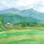 Vermont Barn 2006 - Laura Heim