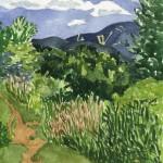 Vermont Path 2005 - Laura Heim